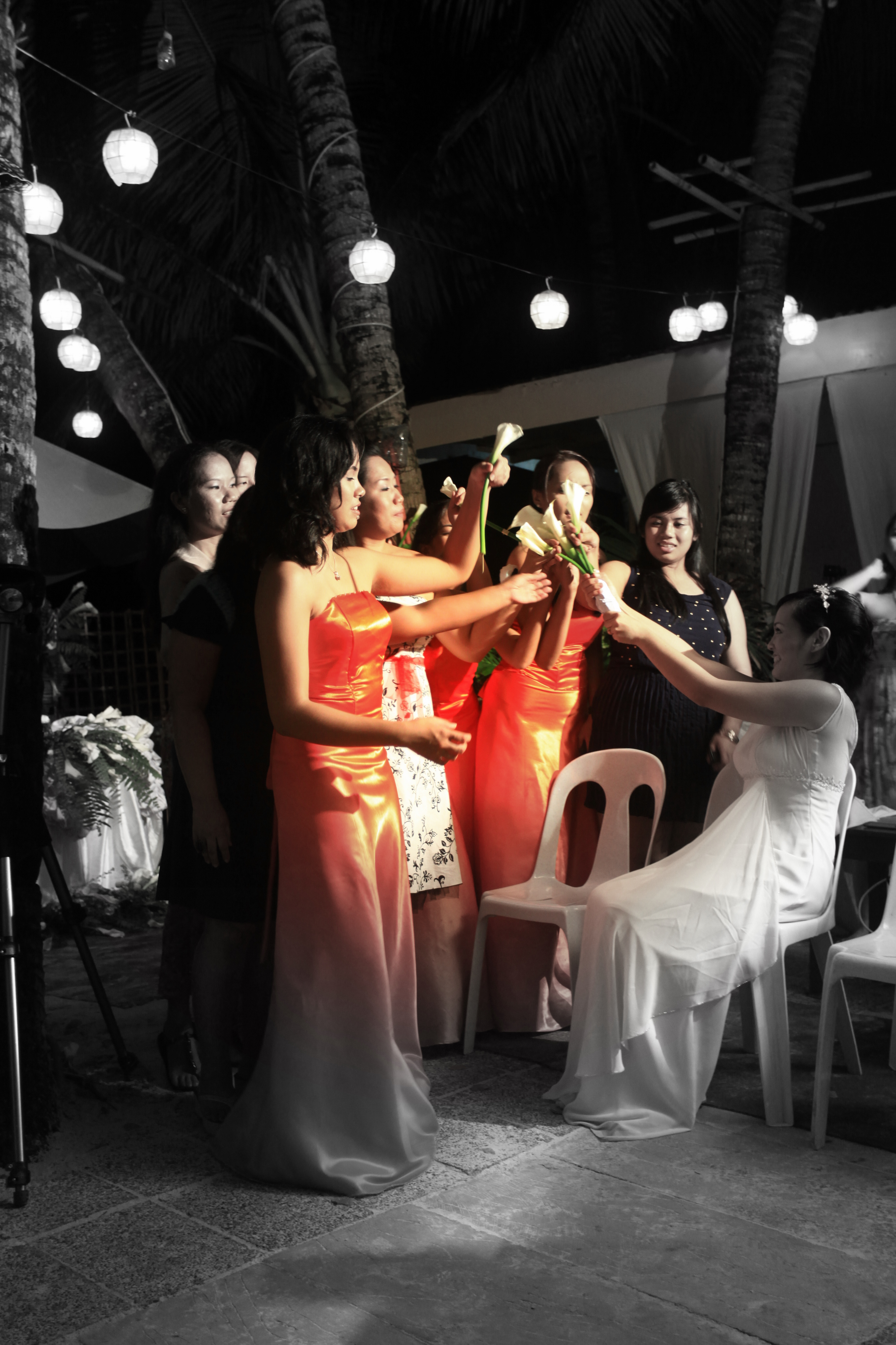 Wedding Reception Script Life With Raymund And Valerie